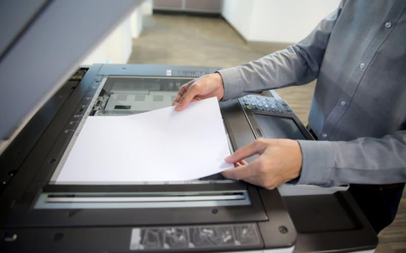 É crescente o número de locação de impressoras no país